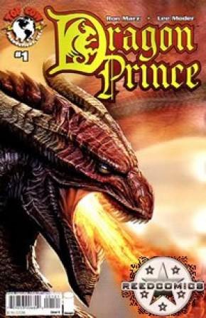 Dragon Prince #1 (Cover B)