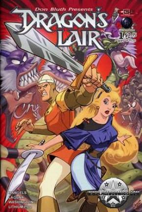 Dragons Lair Singes Revenge #1