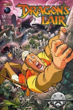 Dragons Lair Singes Revenge #3