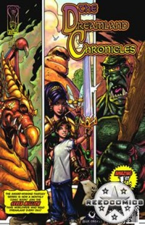 Dreamland Chronicles #1 (Cover B)