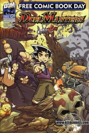 Duel Masters #1 (Free Comic Book Day)