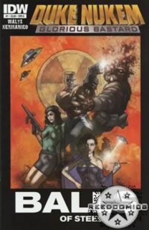 Duke Nukem #1 (Cover A)