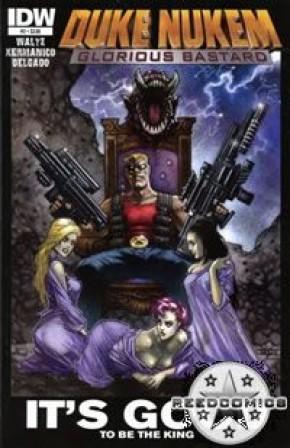Duke Nukem #2