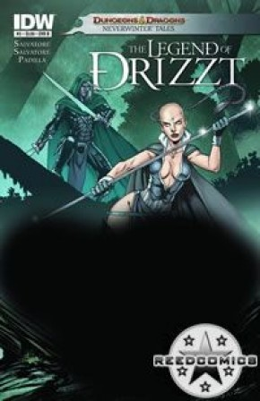 Dungeons and Dragons Drizzt #3 (Cover B)