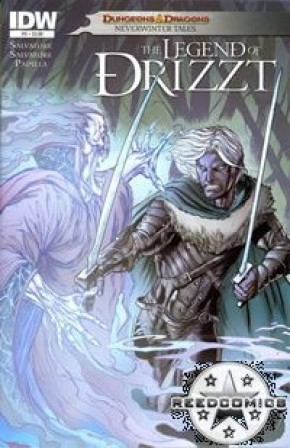 Dungeons and Dragons Drizzt #5