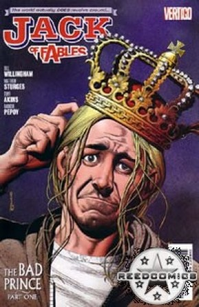 Jack of Fables #12