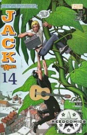 Jack of Fables #14