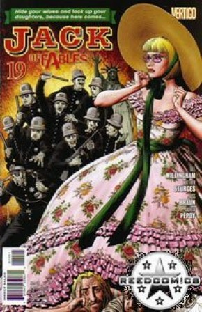 Jack of Fables #19