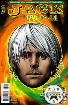 Jack of Fables #44