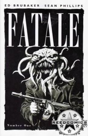 Fatale #1 (3rd Print)