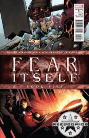 Fear Itself #5
