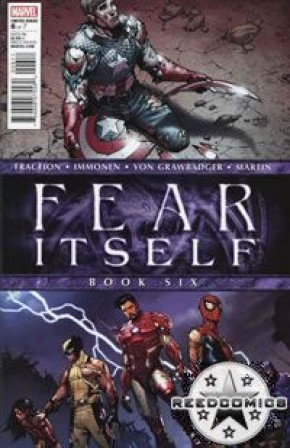 Fear Itself #6