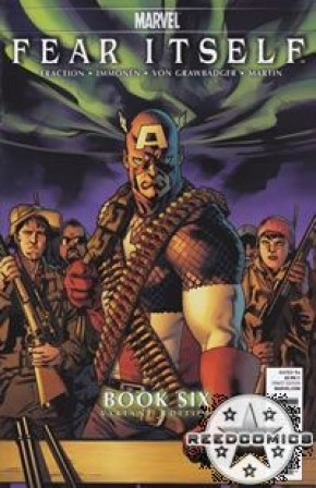 Fear Itself #6 (1:25 Incentive)