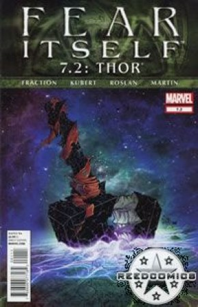 Fear Itself #7.2 Thor