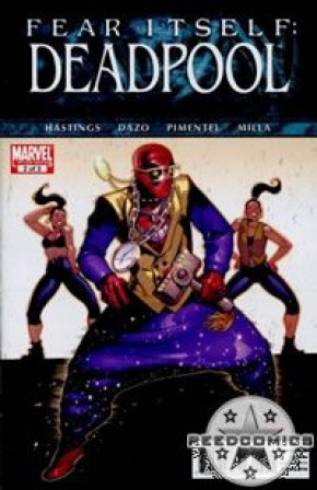 Fear Itself Deadpool #2