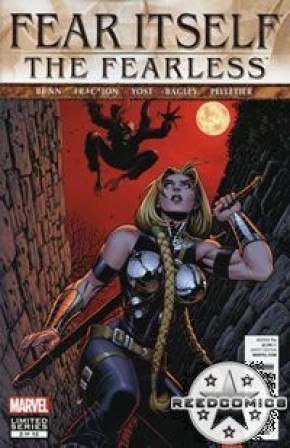 Fear Itself The Fearless #2