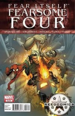 Fear Itself Fearsome Four #3