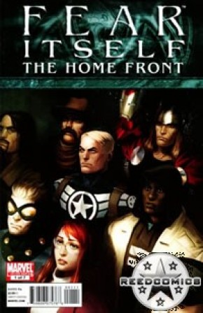 Fear Itself The Home Front #1