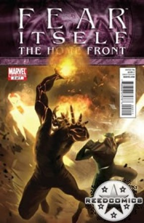Fear Itself The Home Front #2