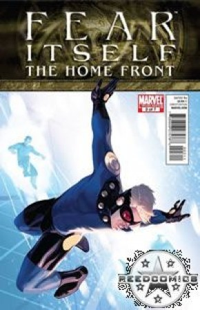 Fear Itself The Home Front #3