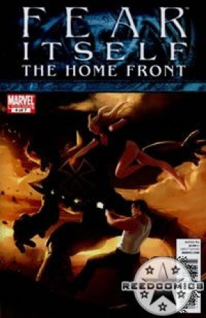 Fear Itself The Home Front #4
