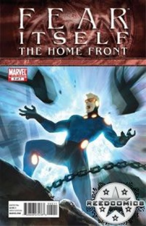 Fear Itself The Home Front #5