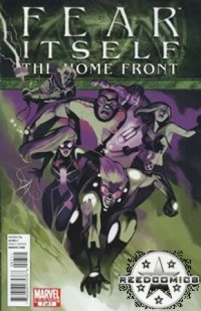 Fear Itself The Home Front #7