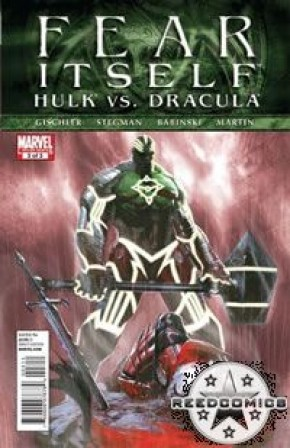 Fear Itself Hulk vs Dracula #3
