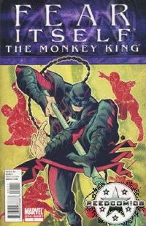 Fear Itself The Monkey King