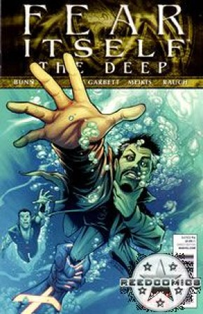 Fear Itself The Deep #1