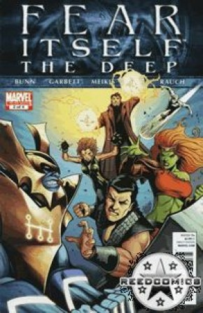 Fear Itself The Deep #2