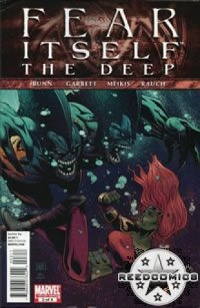 Fear Itself The Deep #3