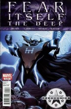 Fear Itself The Deep #4