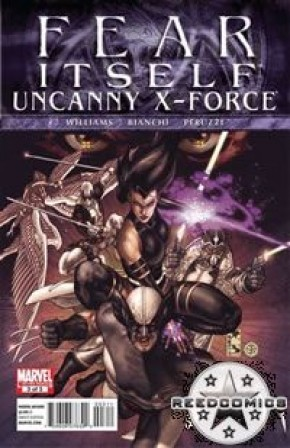 Fear Itself Uncanny X-Force #3