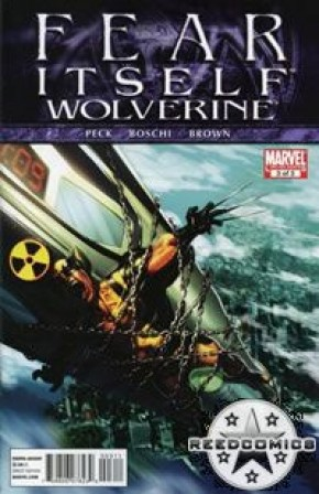 Fear Itself Wolverine #3