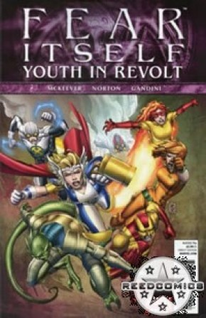 Fear Itself Youth In Revolt #1