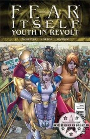 Fear Itself Youth In Revolt #2