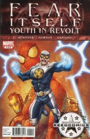Fear Itself Youth In Revolt #4