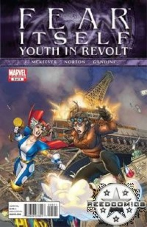 Fear Itself Youth In Revolt #5