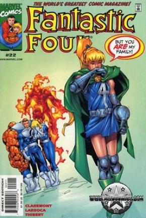 Fantastic Four Volume 3 #22 (#451)