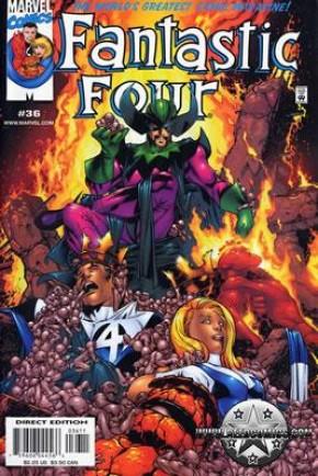 Fantastic Four Volume 3 #36 (#465)