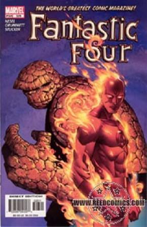 Fantastic Four Volume 3 #526