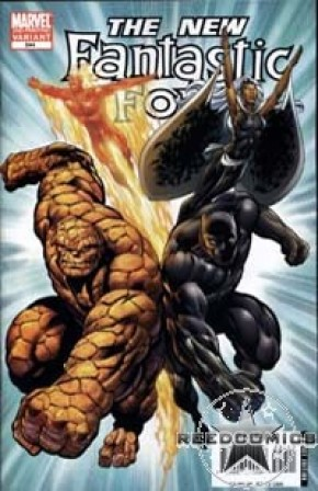 Fantastic Four Volume 3 #544 (2nd print)