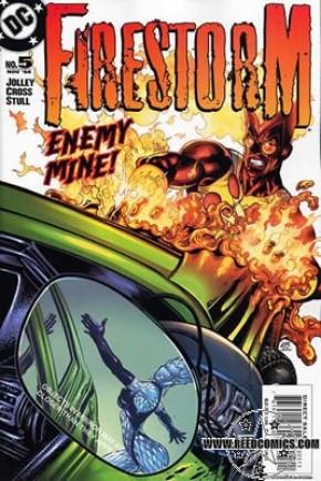 Firestorm #5