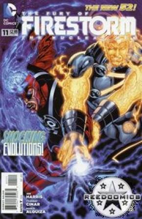 The Fury of Firestorm (2011) #11