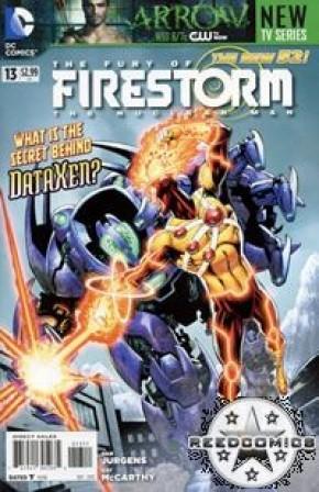 The Fury of Firestorm (2011) #13