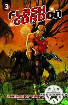Flash Gordon Invasion of the Red Sword #3