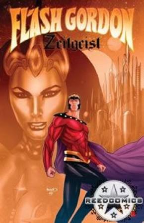 Flash Gordon Zeitgeist #3 (1:5 Incentive)