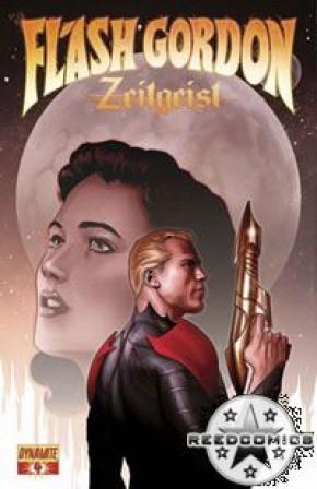 Flash Gordon Zeitgeist #4 (1:5 Incentive)