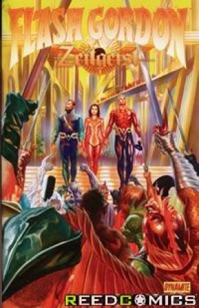 Flash Gordon Zeitgeist #9